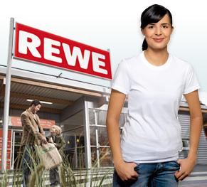 REWE bietet ein spezielles Portal für Auszubildende.